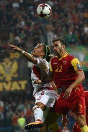 0-1. Dinamarca acaricia la repesca tras ganar en Montenegro