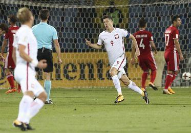 1-6. Polonia golea y casi asegura su pase al Mundial