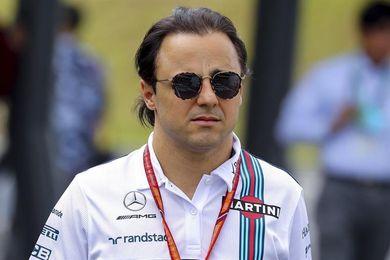"""Felipe Massa: """"Estoy dispuesto a completar otra temporada en la Fórmula Uno"""""""