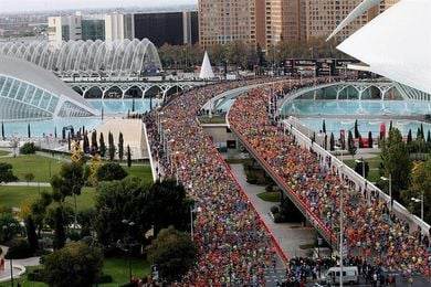 El maratón de Valencia de 2018 cambia de fecha al 2 de diciembre