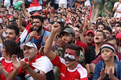 Siria salva un empate 1-1 con un gol de penalti a 5 minutos del final