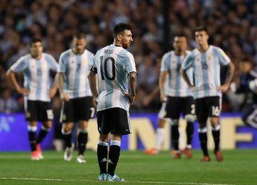 Argentina y su urgencia de ganar para jugar