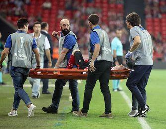 La operación de rodilla de Muniain se adelanta al próximo lunes