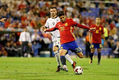Casi 5 millones de espectadores vieron la clasificación de España al Mundial