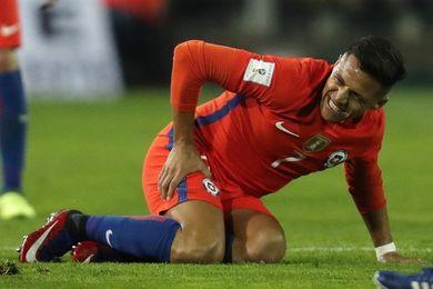 Chile nunca ha puntuado en Brasil en las eliminatorias de un Mundial