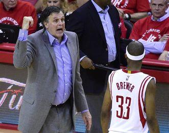 Kevin McHale considera que Harden no es un jugador líder dentro de la NBA