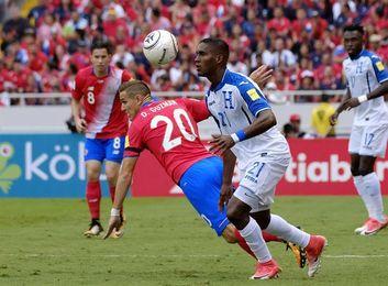 1-1. Kendall Waston clasifica a Costa Rica al Mundial de Rusia 2018