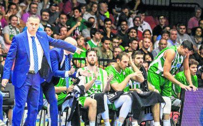 Betis Baloncesto-Bilbao Basket: Toca despejar incógnitas