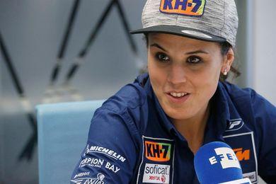 Laia Sanz logra el mejor resultado de una mujer en el Mundial de Rallys cross