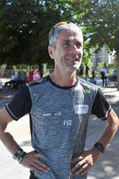 Martín Fiz bate el récord de mayores de 50 años
