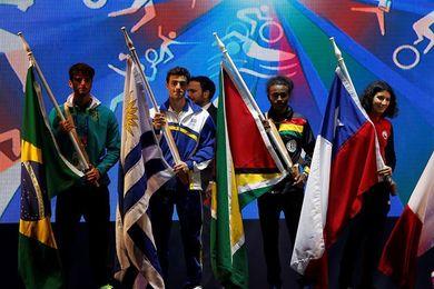 Brasil se proclama ganador de los II Juegos Suramericanos de la Juventud