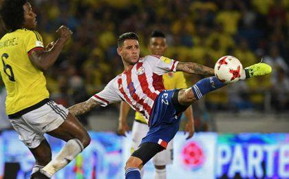 Sanabria apunta al once titular de Paraguay