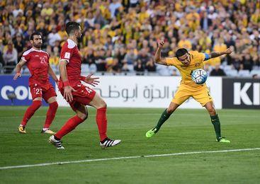 2-1. Cahill pone fin a la gesta de Siria y mete a Australia en repesca