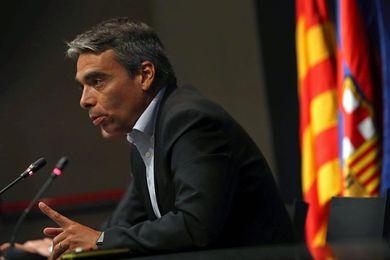 Albert Soler dimite como responsable del área de fútbol