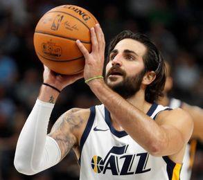 Rubio anota 20 puntos y Jazz mantiene invicto; Harden humilla a los Knicks