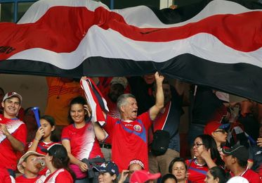 Costa Rica, más madura, mira Rusia con el reto de volver a sorprender
