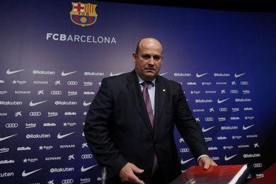 """Óscar Grau: """"El Barça y LaLiga han de ir de la mano"""""""