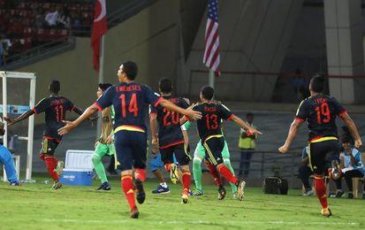 Paraguay y Colombia pasan a la segunda ronda e India se despide del torneo