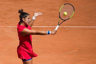 Sara Sorribes accede a los cuartos de final de Tianjin