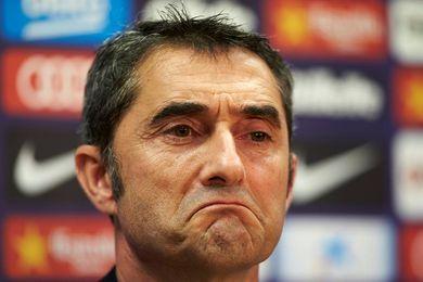 Valverde recupera efectivos, pero aún no puede contar con los sudamericanos