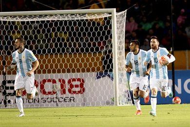 Argentina, con Messi, jugará contra Rusia el 11 de noviembre