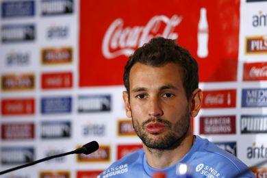Cristhian Stuani se reincorpora a los entrenamientos del Girona