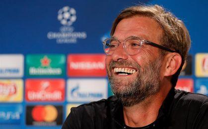"""Klopp, sobre el Liverpool-M.United: """"Es uno de los partidos más especiales"""""""