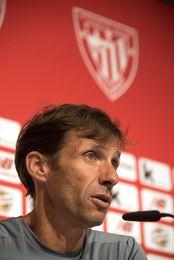 """Ziganda quiere trasladar a San Mamés """"sensación de equipo sólido"""" de Mestalla"""