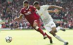 El Liverpool se choca con De Gea