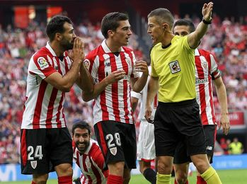 El Athletic suma su octava victoria seguida en San Mamés en Liga