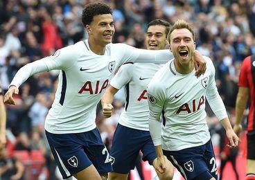 El City se divierte, el Tottenham sufre para ganar y caen Chelsea y Arsenal