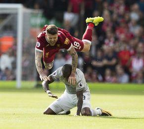 De Gea rescata un punto para el Manchester United en Liverpool