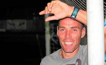 Gonzalo ha llevado a cabo toda una carrera deportiva íntegra en la provincia, destacando en el CD Alcalá.