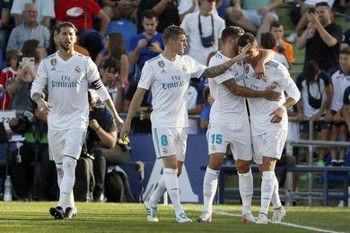 """Zidane: """"Para Cristiano era importante marcar"""""""