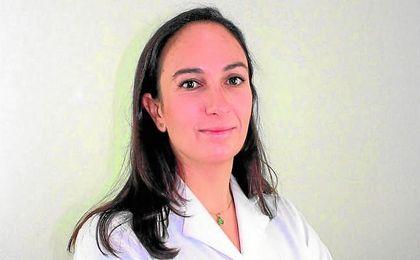 Ángela Pancorbo, Directora Médico de Milenium Dental Aljarafe.