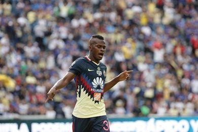 Con goles colombianos y mexicanos, América resuelve el clásico ante Cruz Azul