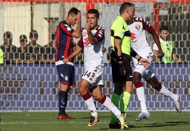 Goles para el español Iago Falque y el colombiano Duván Zapata en la Serie A
