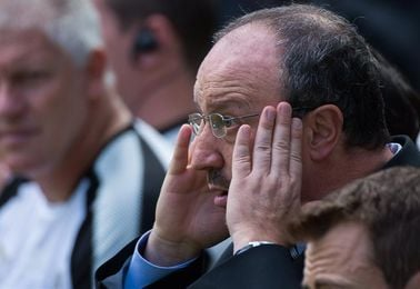 Manolo Gabbiadini evita la victoria del Newcastle de Benítez