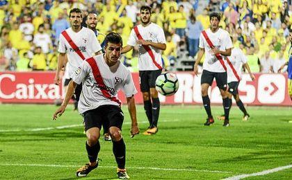 El filial se mostró más sólido ante el Cádiz, partido en el que Matos, ausente hoy, fue expulsado.