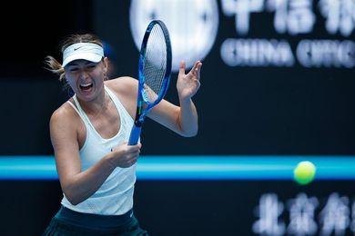 Sharapova vuelve a ganar dos años después