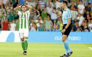 El Villamarín cede por primera vez esta temporada