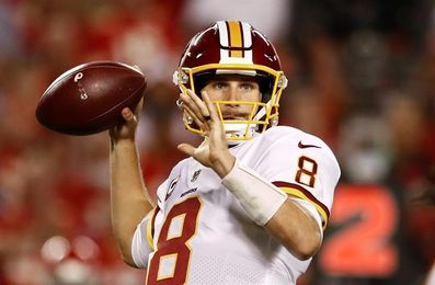 26-24. Cousins tiene fallas pero da triunfo a los Redskins sobre los 49ers