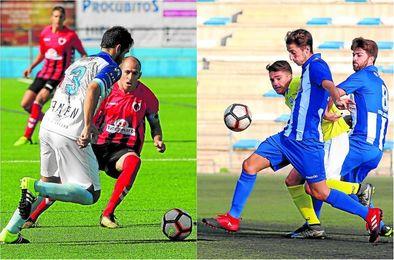 Algabeño y Estrella sacaron sus partidos adelante ante el Cartaya y el Coria.