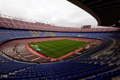 El Camp Nou volverá a abrirse después del cierre en el 1-O
