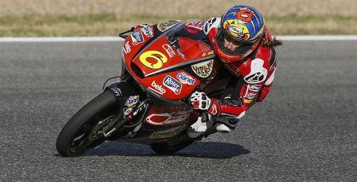 La española María Herrera vuelve al Mundial de Moto3 en el GP de Australia