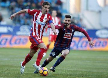 La Liga no autoriza al Eibar fichar a un sustituto para Fran Rico