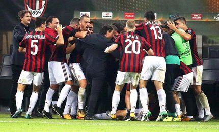 Milan, Arsenal, Zenit, Niza, Braga, Dinamo, Steaua y Lazio, a por el pleno
