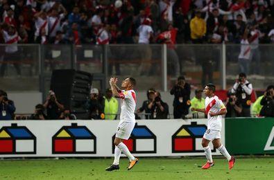 Los peruanos agotaron en minutos las entradas para el partido de ida de la repesca