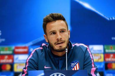 """Saúl: """"Simeone me ha hecho mucho mejor jugador"""""""