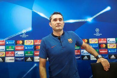 """Valverde: """"Los dos partidos contra Olympiacos serán emocionantes para mí"""""""